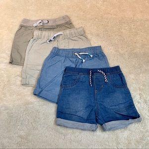 Cat & Jack Toddler Boys Pull-on Shorts 18m